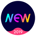 New Launcher 2019 themes, icon packs, wallpapers