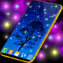 Firefly Live Wallpaper HQ Forest Night Themes