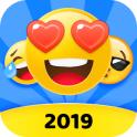 Funtype Teclado Emoji 2018