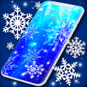 Snowflakes Live Wallpaper ❄️Snow Stars Wallpapers