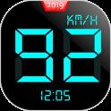 Digital GPS Speedometer Offline Trip Meter HUD