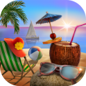 Summer Vacation Hidden Object Game
