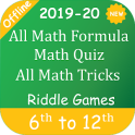 All Math Formula, Math Quiz, All Math Tricks