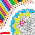 Coloring Apps - Mandalas coloring book for adults