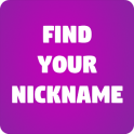 Find Your Nickname