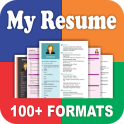 Resume Builder App Free CV Maker with PDF Format
