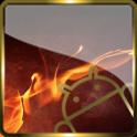 Golden Glass Nova Launcher theme Icon Pack
