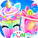 Unicorn Milkshake Maker –Cool Drink Milkshake Game