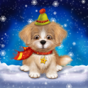 Cute Puppy Live Wallpaper