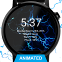 Electric Energy Watch Face