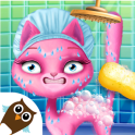 Cat Hair Salon Birthday Party - Virtual Kitty Care