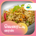 Variety Rice Recipes in Tamil-Best collection 2018