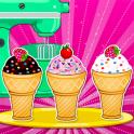 Cupcakes Casquinha de Sorvete