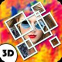 3D Photo Effect Editor App : 3D Photo Blender