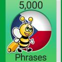 Speak Czech - 5000 Phrases & Sentences