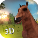 Pferdesimulator - 3D-Spiel