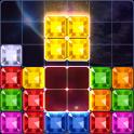 Jewel Block Puzzle Games-Legend Stone
