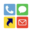 Speed dial for Phone/Mail/SMS