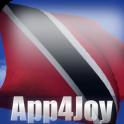 3D Trinidad & Tobago Flag Live Wallpaper