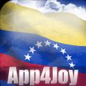 3D Venezuela Flag Live Wallpaper