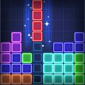 Glow rompecabezas de bloques -Clásico juego puzzle