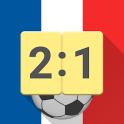 Live Scores for Ligue 1 Conforama 2019/2020