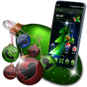 Christmas Tree Launcher Theme