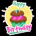 WAStickerApps Happy Birthday