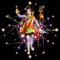 God Shiva Clock Live Wallpaper