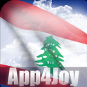 Lebanon Flag Live Wallpaper