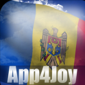 Moldova Flag Live Wallpaper