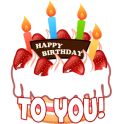 WAStickerApps Happy Birthday