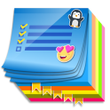 Notepad (with PIN code)