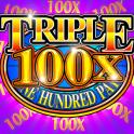 Triple 100x Pay Slot Machine