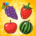 Fruits Cards (Learn Languages)