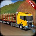 Camión Conductor Carga Transporte Simulador