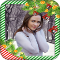 CHRISTMAS PHOTO FRAMES FOR PICTURES-Happy New year