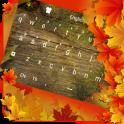 Holz Tastatur