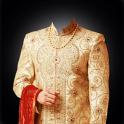 Indian Sherwani Photo Suit