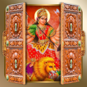 Durga Ji Door Lock Screen