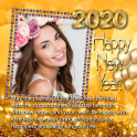 New Year 2020 Photo Frames,Greetings Cards 2020