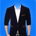Casual Man Suit Photo Maker
