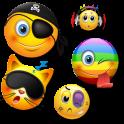 Emojis and GIF for whatsapp
