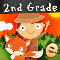 Animal Math Second Grade Math Games for Kids Math