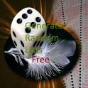 Lotto Random Number, Passwords Generator Free