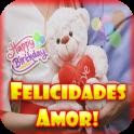 Frases Feliz Cumpleaños Amor Mio
