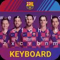 FC Barcelona Official Keyboard
