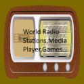 Stream Online Radio,music,video World Wide