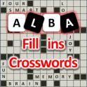 Fill ins puzzles,addictive cross word puzzle games