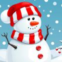 Weihnachten Puzzle für Kinder